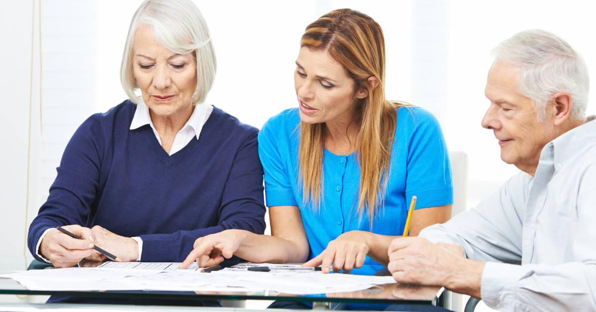 HOW TO QUICKLY HELP SENIORS PLAN END OF LIFE CARE