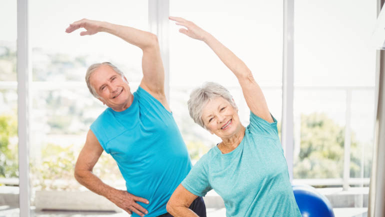SAFE & Easy Exercises For Seniors